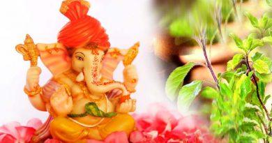 भगवान गणेश को क्यों अप्रिय हैं तुलसी, जानें क्या है इसके पीछे का रहस्य