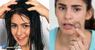 इन्ही 5 गलतियों की वजह से झड़ते हैं आपके बाल, नबंर 4 गलती तो करती है हर लड़की