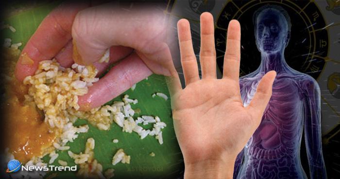 क्या आप जानते हैं हाथों से खाना खाने से होने वाले फायदे