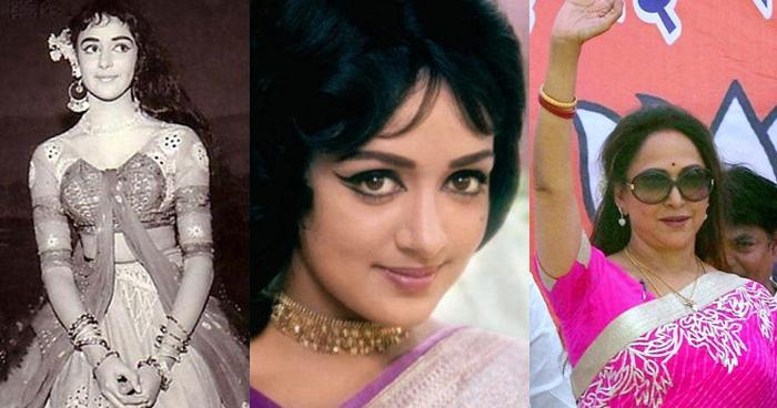 हेमा मालिनी की बायोग्राफी जीवन परिचय, साधारण लड़की से ड्रीम गर्ल बनने तक का सफर