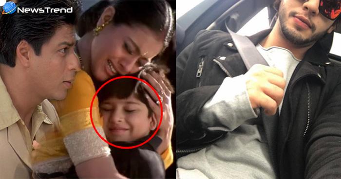 """Photo of किंग खान और काजोल का """"बेटा"""" हो गया इतना बड़ा, तस्वीरें देखकर उड़ जाएंगे होश"""
