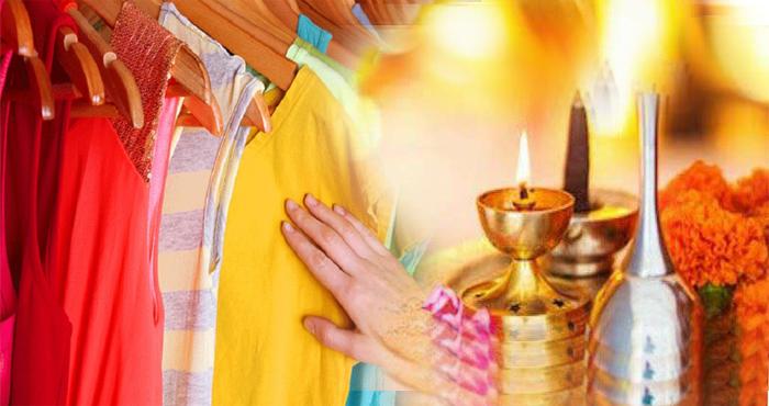 Photo of दीपावली के दिन माँ लक्ष्मी को करना हो प्रसन्न तो पहनें इस रंग का कपड़ा, माना जाता है शुभ