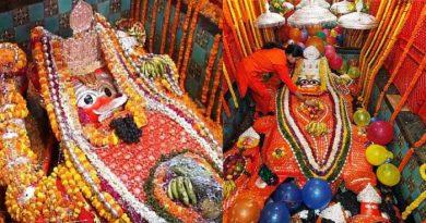 भारत का एकमात्र ऐसा मंदिर जहां हनुमान जी लेटी अवस्था में, सबकी मनोकामनाएं करते हैं पूरी