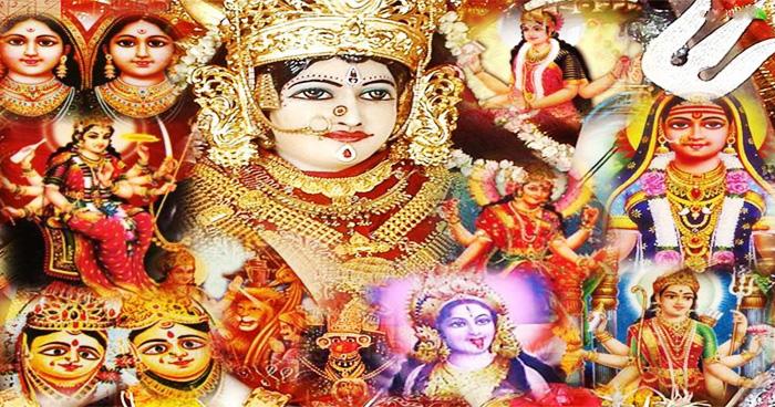 माँ दुर्गा की महिमा