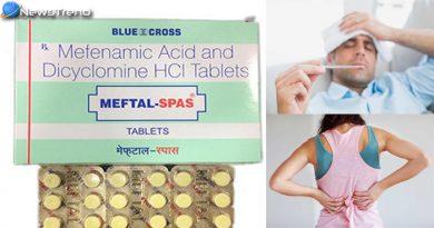 meftal spas tablet benefits hindi