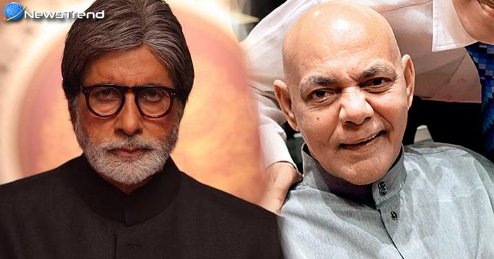 काम दिलाने वाले के साथ अमिताभ बच्चन ने किया था ऐसा सलूक, अंतिम समय में मिलने भी नहीं गए