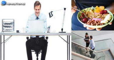 अब ऑफिस में बैठे-बैठे कम कर सकते हैं अपना वजन