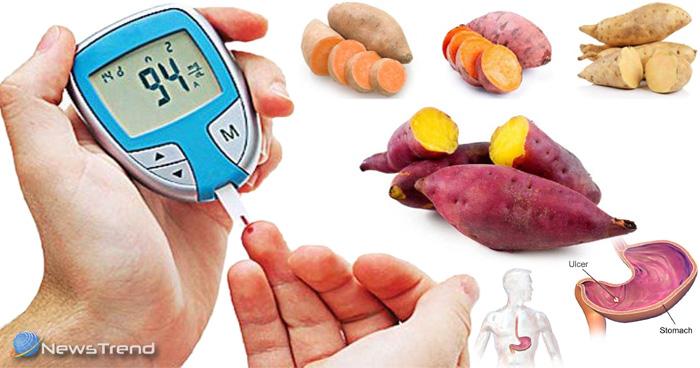 डायबिटीज के मरीजों के लिए शकरकंद है वरदान, जानिए इसको खाने से कौन सी बीमारियां होती हैं दूर?