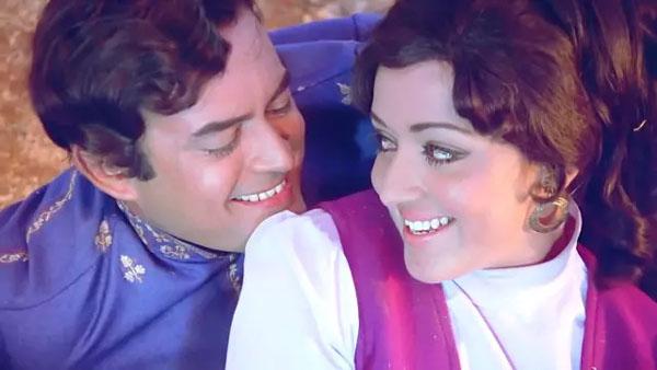 hema malinidharmendra love story