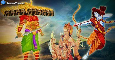 बलशाली रावण को राम से ही नहीं बल्कि इन चार लोगों से भी मिली थी हार