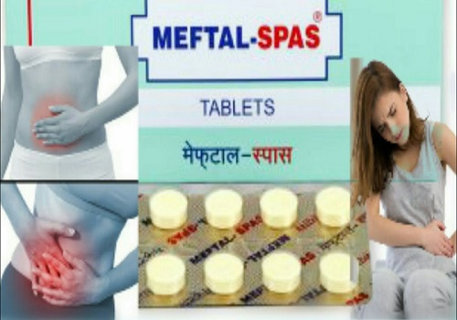 Meftal spas tablets