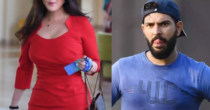 43 साल की इस अभिनेत्री से शादी करना चाहते थे युवराज, लेकिन क्यों नहीं बनी बात ?