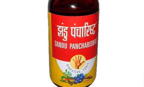 झंडु पंचारिष्ट (zandu Pancharishta)