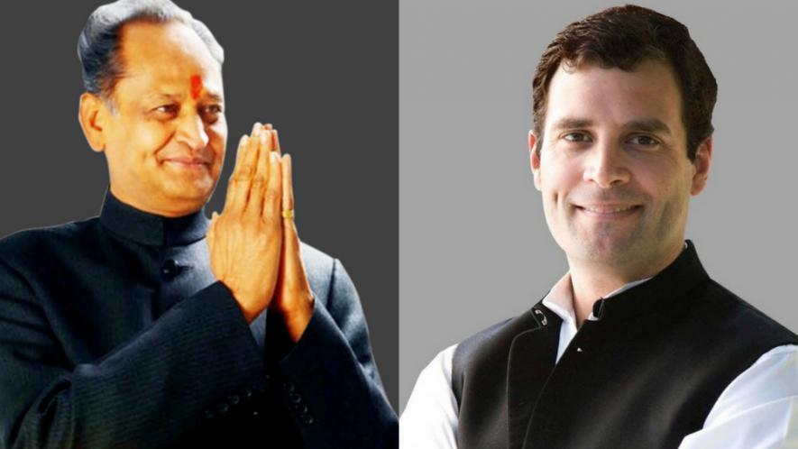 Photo of चुनाव प्रचार के दौरान अशोक गहलोत को आया राहुल का फोन, तो बदल गये उनके तेवर