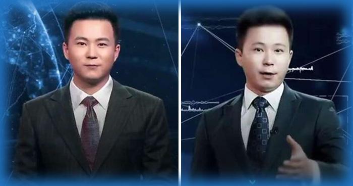 चाईना के टीवी एंकर्स की नौकरी पर गिरी गाज, आ गया आर्टिफिशियल इंटेलीजेंस वाला एंकर