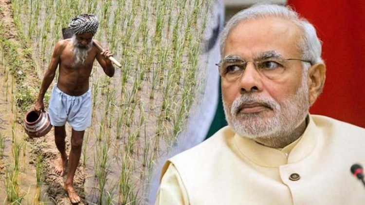 नोटबंदी पर पहली बार बैकफुट पर आई मोदी सरकार, कृषि मंत्रालय ने कहा 'किसानों पर हुआ बुरा असर'