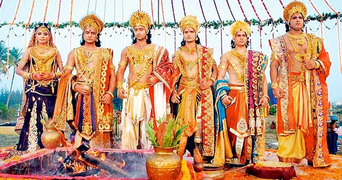 पांडव परिवार, द्रौपदी के अलावा युधिष्ठिर की एक, भीम की दो और अर्जुन की थीं तीन पत्नियां