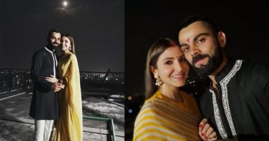 करवा चौथ पर अनुष्का शर्मा ने पहनी थी इतनी महंगी साड़ी, जानिये क्या है इसकी कीमत?