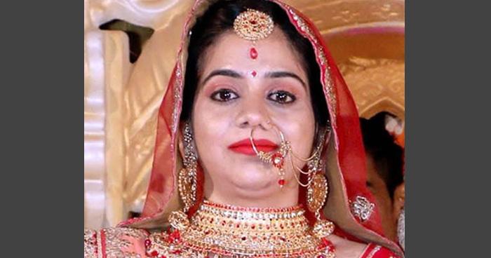शादी के 3 दिन बाद ही ससुराल में इस हाल में मिली नवविवाहिता, गले पर बना था चाँद का निशान