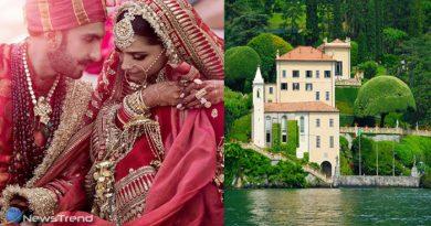 इटली के जिस 'जलमहल' में एक-दूजे के हुए रणवीर-दीपिका, जानिए उस विला के बारे में