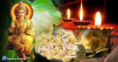 दीपावली पर लक्ष्मी प्राप्ति के करें यह उपाय, आपके घर में भरा रहेगा धन का भंडार