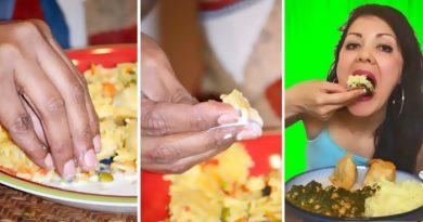 भोजन का निवाला मुंह में डालने से पहले जरूर कीजिए यह 3 काम, गरीबी रहेगी कोसों दूर