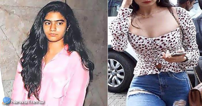 सांवली और मोटी लगने वाली श्रीदेवी की बेटी अब लगती है बेहद खूबसूरत, 4 साल में ऐसे आया बदलाव