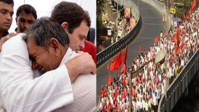 Photo of किसानों के जख़्म पर कांग्रेस का मरहम, राहुल बोलें 'अन्नदाता गिफ्ट नहीं, हक मांग रहे हैं अपना'