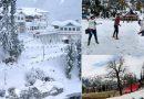 बर्फबारी ने इस जगह को बनाया जन्नत, कश्मीर के बाद बर्फ से ढकी सबसे खूबसूरत जगह