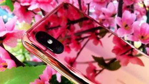 Xiaomi Mi 8 Pro features