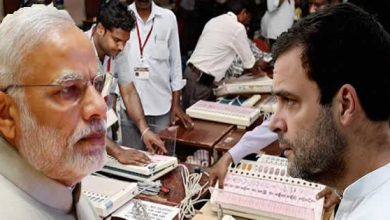 Photo of MP : चुनावी नतीज़ें से पहले ही मचा EVM पर घमासान, कांग्रेस-बीजेपी ने की दोबारा वोटिंग की मांग