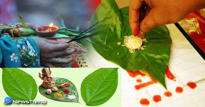 पूजा में पान के पत्ते का करते हैं प्रयोग तो इन बातों का जरूर रखें ध्यान, वरना आ जाएगी गरीबी
