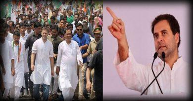 Madhya Pradesh Election: बीजेपी के गढ़ एमपी से राहुल गांधी ने भरी हुंकार