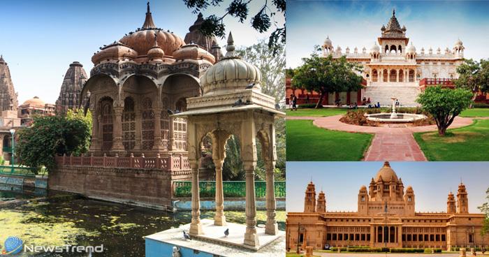 राजस्थान के खूबसूरत शहर जोधपुर में घूमने लायक है ये 5 जगह, जानिए इनके बारे में