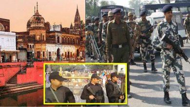 Photo of अयोध्या : वीएचपी की धर्मसभा में शामिल होंगे उद्धव ठाकरे, किले में तब्दील हुई राम नगरी