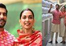 शादी के बाद पति रणवीर संग भारत लौंटी दीपिका का नया लुक हुआ वायरल, यहां देखियें तस्वीरें