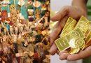 इस मंदिर में भक्तों को प्रसाद के तौर पर मिलते हैं पैसे और जेवरात