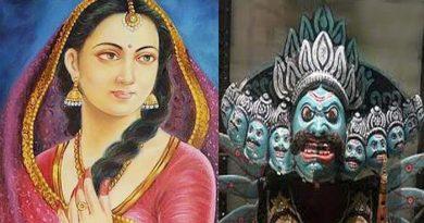 रावण की मृत्यु के बाद मंदोदरी ने किया था इस व्यक्ति से विवाह