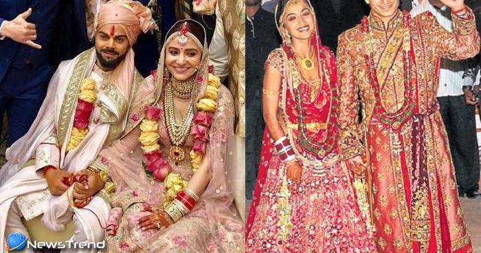 बॉलीवुड में इन 5 सेलिब्रिटीज की हुई सबसे मंहगी शादी, इस वाली में तो खर्च हुए अरबों रुपये