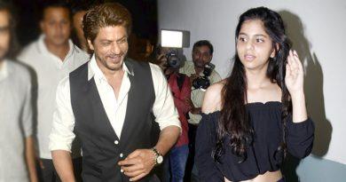 बेटी सुहाना को लेकर पत्रकार पर भड़के शाहरूख खान बोलें 'शर्म आनी चाहिए आपको'