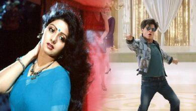 शाहरुख के साथ डांस करती नजर आएंगी श्रीदेवी, फिर चलेगा चांदनी का जादू