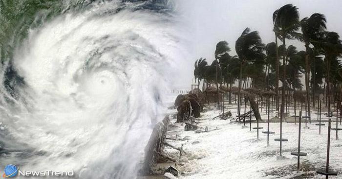 """तमिलनाडु पंहुचा चक्रवाती तूफान """"गाजा"""",प्रशासन ने अलर्ट किए बचाव और सुरक्षा टीम"""