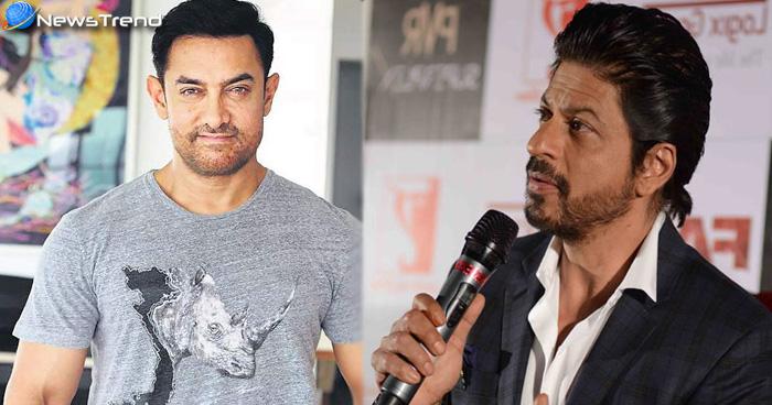 अब आमिर दर्शकों के सामने करेंगे बड़ा धमाका, शाहरुख खान ने किया खुलासा