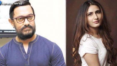 Photo of आमिर खान के साथ अफेयर पर दंगल गर्ल ने तोड़ी चुप्पी, बोलीं 'वो तो मेरे…'