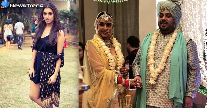ईशा-अनिल और कपिल-गिन्नी की शादी में सब रह गए बिजी, इस एक्ट्रेस ने विदेश में रचा ली शादी
