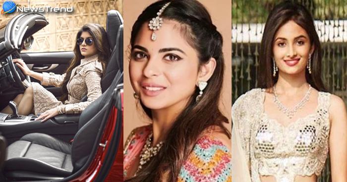 ये हैं भारत के 5 सबसे अमीर अरबपतियों की खूबसूरत बेटियां, ईशा की शादी के बाद अब है इनकी बारी