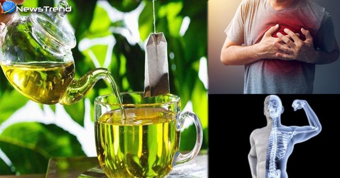 पेट घटाने से लेकर सर्दी जुकाम तक, कई चीजों में मदद करत है ग्रीन टी