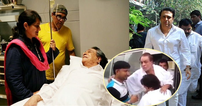 क्रिटिकल कंडीशन में अस्पताल में भर्ती हुए 81 साल के कादर खान, दिमाग ने काम करना किया बंद