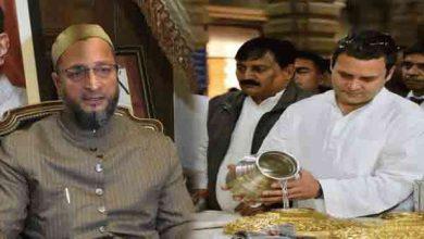 Photo of असदुद्दीन ओवैसी का कांग्रेस पर बड़ा बयान 'जनेऊधारी राहुल नहीं समझेंगे हमारा दर्द'