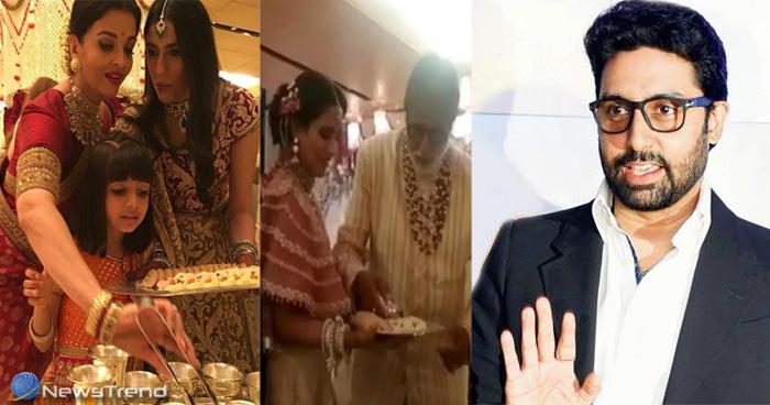 ईशा की शादी में बॉलीवुड सितारो को क्यों परोसना पड़ा खाना, अभिषेक बच्चन ने दिया ये बड़ा जवाब